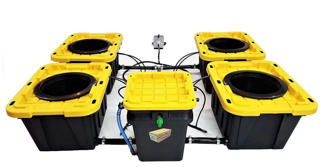 Water Culture Hydroponics System